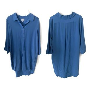 100% Silk Pure Collection Tunic Dress